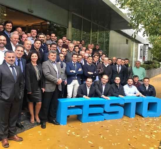 Convención Ibérica de Distribución FESTO España-Portugal