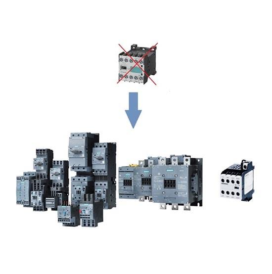 SIMICONT 3TF2, 3TH2 y 3TK2 de Siemens, descatalogado