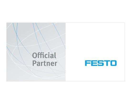 Asifer recibe el certificado de Partner Oficial de FESTO