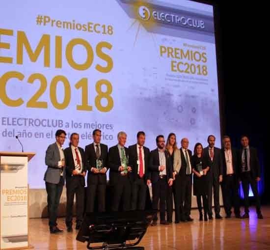 3ª edición de los Premios Electroclub