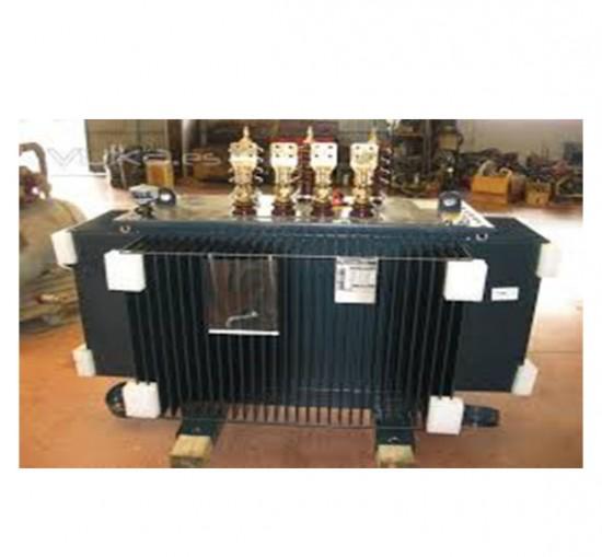 Transformadores de distribución y potencia hasta 630 kVAS